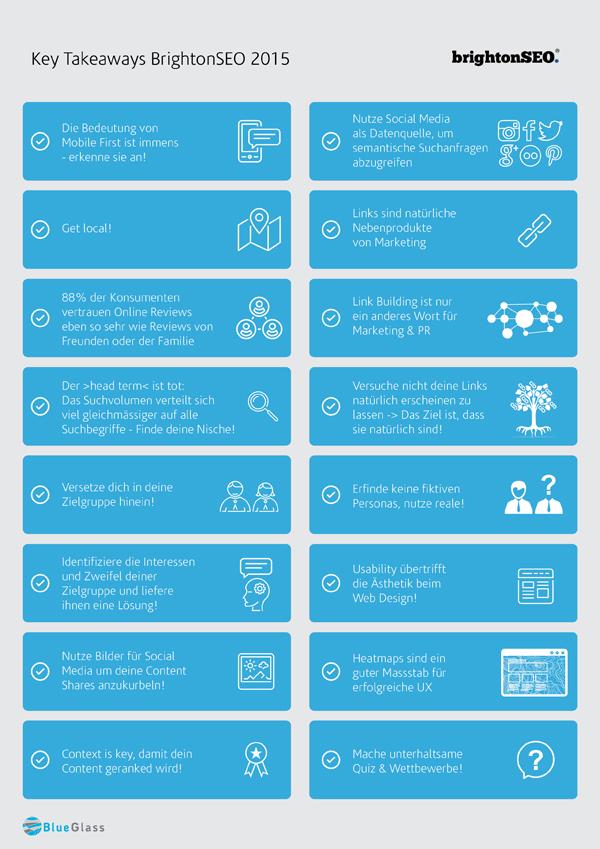 Key Takeaways der BrightonSEO 2015   www.blueglass.ch