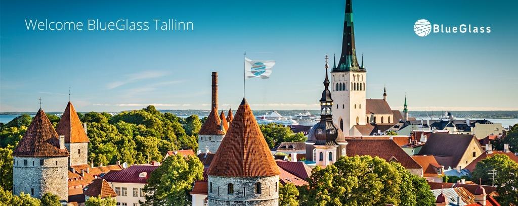 Launch BlueGlass Tallinn