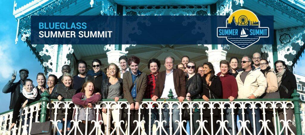 BlueGlass Team Summer Summit