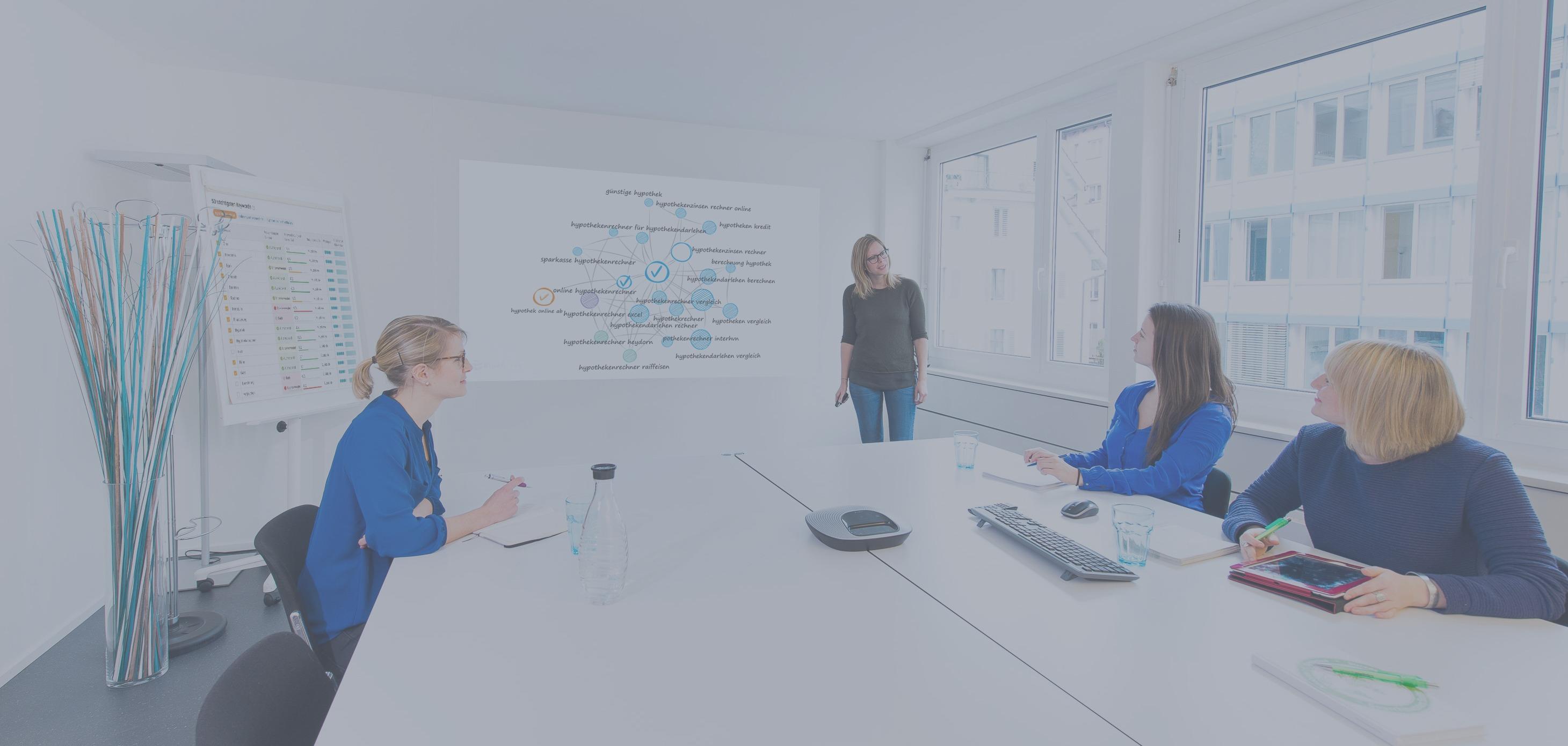 Marion Halter | Senior SEO & Content Consultant | BlueGlass