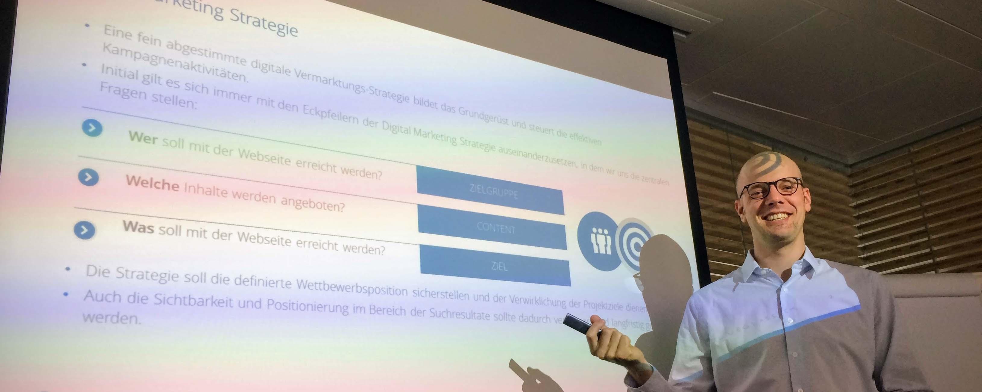 BlueGlass CEO Raphael Bienz über Content Marketing
