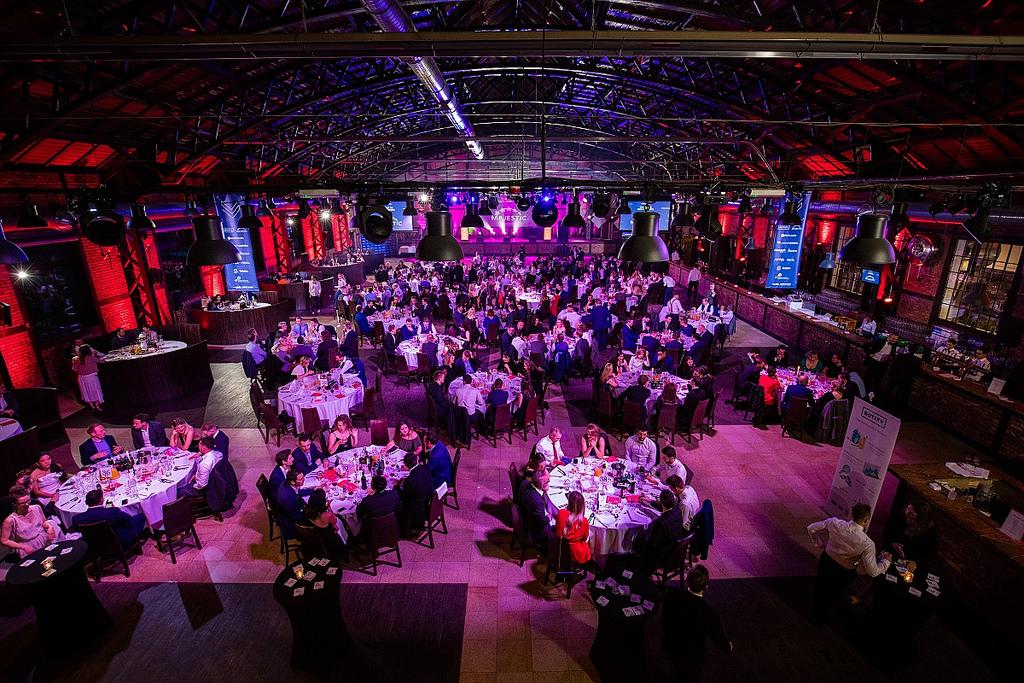 Gala Preisverleihung an den European Search Awards 2017