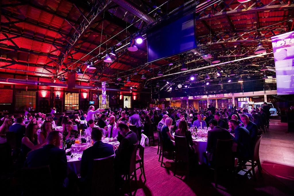 Gebanntes Publikum an den European Search Awards 2017
