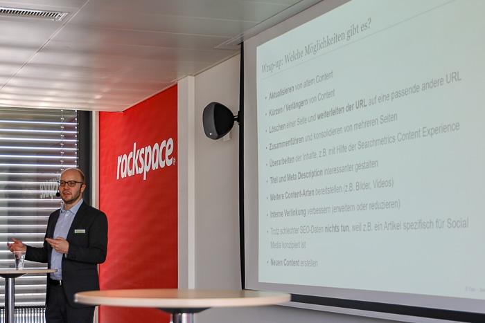 Matthias Schmid über die Möglichkeiten der Content-Optimierung