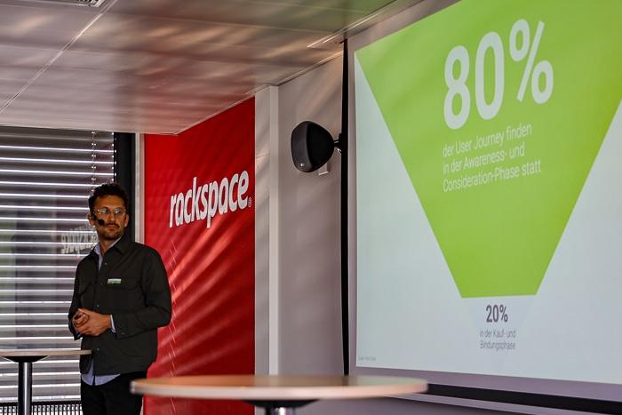 Michael Dziewior: 80% der Kundenerfahrung finden in der Wahrnehmungs- und Evaluationsphase statt. Nur 20% in der Kauf- und Bindungsphase