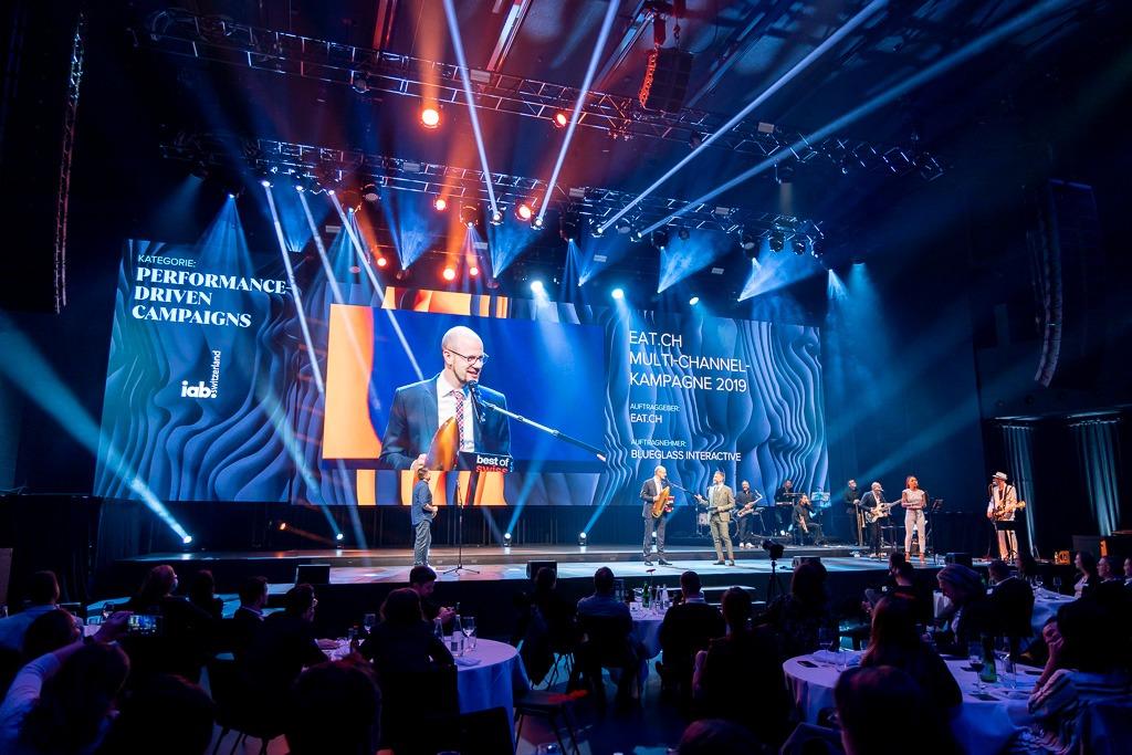 BlueGlass Interactive und EchoJazz gewinnen Bronze an den Best of Swiss Web Awards in der Kategorie Marketing.